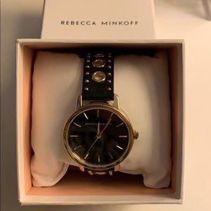 Never worn Rebecca Minkoff watch!